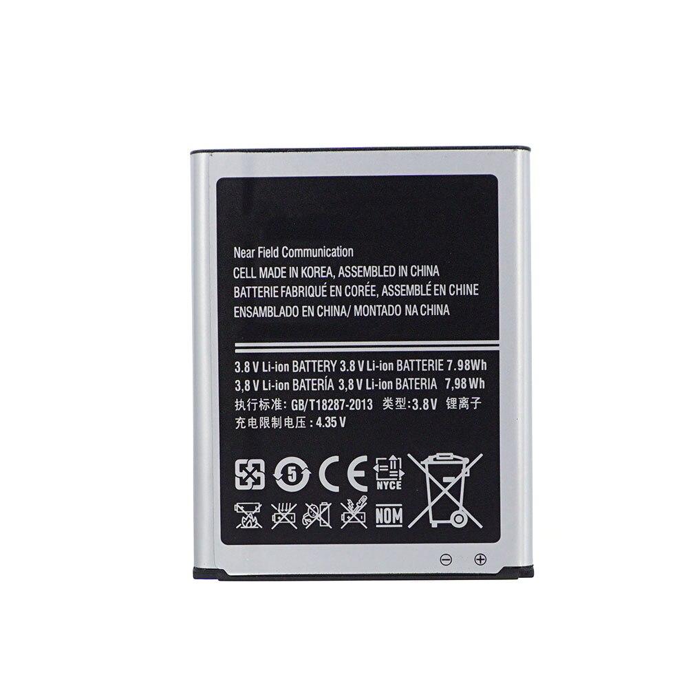 Para Samsung Galaxy S3 III Real Capacidade Da Bateria de Substituição EB-L1G6LLU GT-i9300 i9308 i9305 i747 i535 L710 T999