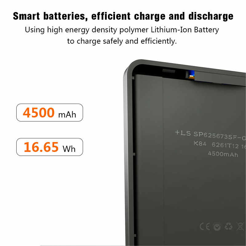 huge discount 2e322 a1bf6 OISLE 4500mAh Type C Battery Charger Case For Samsung S8 S9 Plus Note 8 /  Nexus 6P External USB-C Power Bank Mini Charging Case