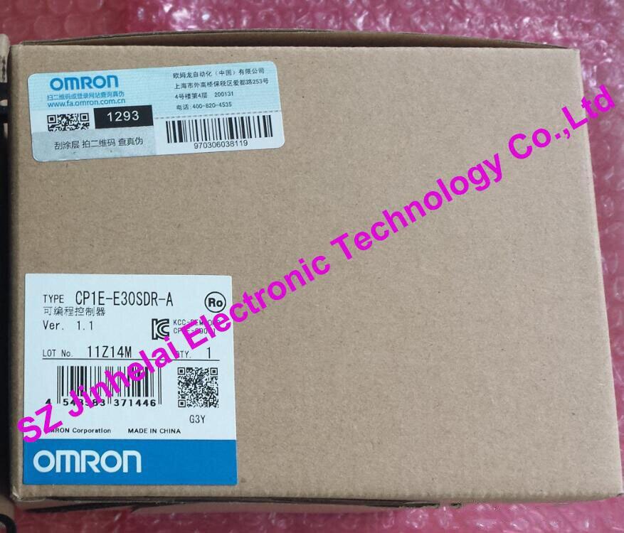 CP1E-E30SDR-A New and original OMRON PLC CONTROLLER new original cp1e n30dr a plc cp1e n30dr a programable controller
