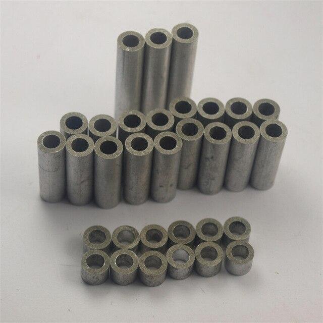 "Ox X-carve Shapeoko Cnc Diy Aluminium Spacers Kit/set Id 5mm 1-1/2 Inch Aluminium Spacers 1/8 Inch Aluminium Spacers 1/4"""