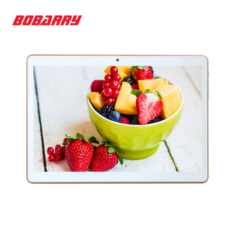 BOBARRY Tablet 10 inch 3G 4G Lte The Tablet PC Octa Core 4G RAM 64GB ROM