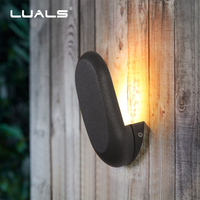 Outdoor Wall Lamp Fashion Modern Wall Lamps Garden Aluminum Light Luxury Home LED Lighting Waterproof Outdoor Lights Fixture
