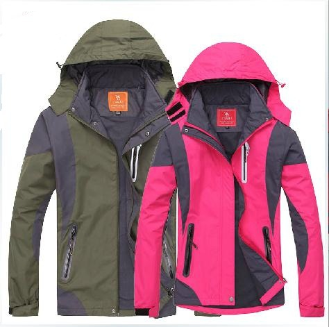 Aliexpress.com : Buy 2014 New Men Women Camping Suit Brand Hiking ...