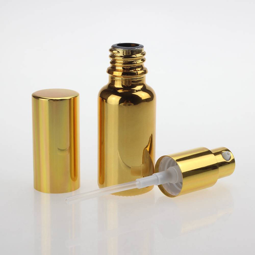 gold lotion 15ml pump 7