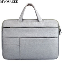 Ledani Fashion Casual Briefcase Waterproof Crushproof 14 inch Notebook Computer Laptop Bag for Men Women