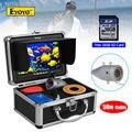 """EYOYO 16GB 50M 7"""" Infrared 1000TVL Boat Fish Finder Fishing Camera DVR Recorder Free shipping"""