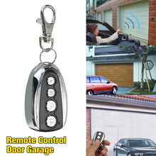 Electric Garage Door Cloning Remote Control Key Universal Safe Fob Car Gate 433MHZ Self Copy for Garage Doors Motorcycles Alarms(China)