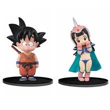 Dragon Ball Z 2pcs/set Son Goku Chichi childhood