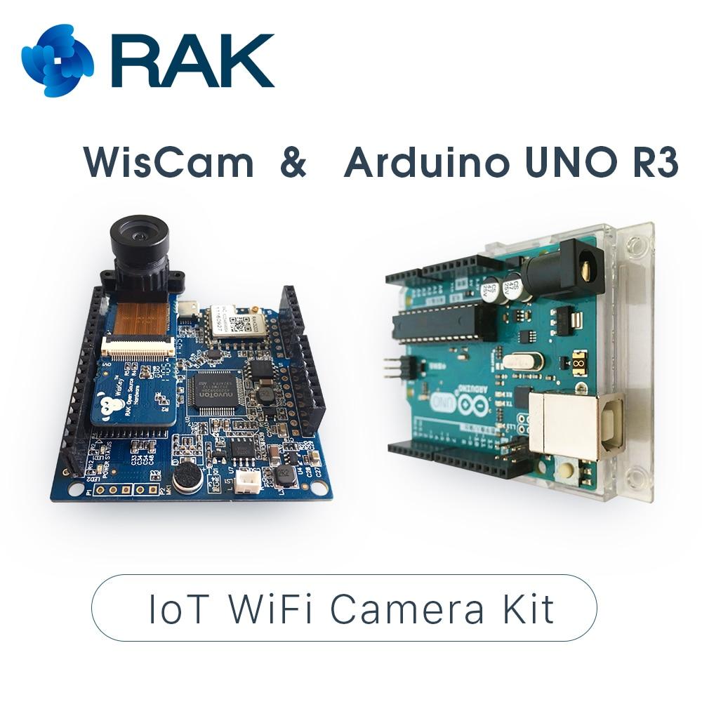Q wiscam video open source hardware module iot wifi