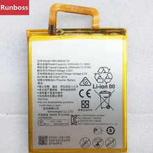 New Original HB416683ECW Battery 3550mAh For Huawei Google Ascend Nexus 6P H1511 H1512 Battery High Quality стоимость