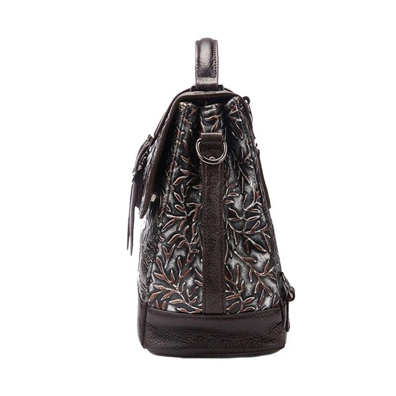 Bagaj ve Çantalar'ten Omuz Çantaları'de Norbinus Kadın postacı çantası Hakiki Deri omuzdan askili çanta 2018 Lüks Marka tasarımcı çantaları Kadın Casual Tote Crossbody Çanta'da  Grup 2