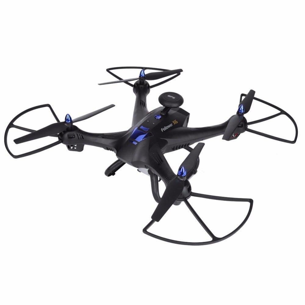 Глобальный Drone X183 Профессиональный gps дроны Авто следовать вертолет gps Квадрокоптер с 1080 P HD Камера VS Hubsan H501S