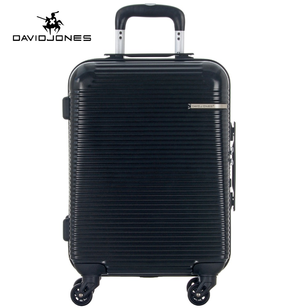 buy davidjones multiwheel valise 28 inches luggage abs travel waterproof. Black Bedroom Furniture Sets. Home Design Ideas