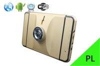Date 6 en 1 Android GPS navigator VSA DVR AVIN Tablet PC FMT BT 8G flash pour carte