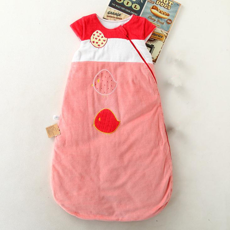 Infant Winter Sleeping Bag 4 Colors Newborn Baby Sutff Sleeveless Baby Sleeping Bag 85cm Newborn Envelop For Baby