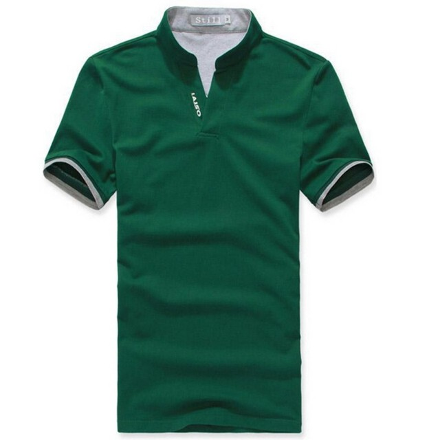 133e33a879ae Plus Size M-3XL Brand New Men s Polo Shirt High Quality Men Cotton Short  Sleeve. Mouse over to zoom in