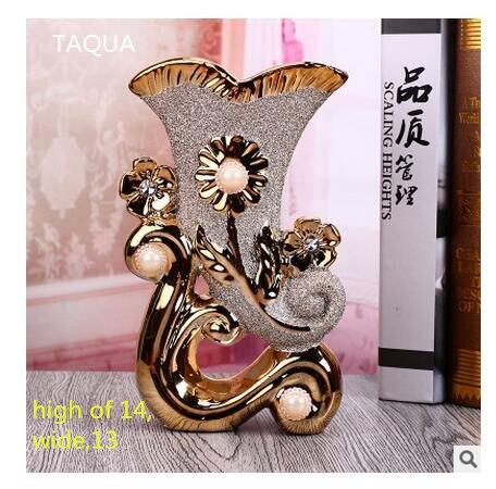 Taquareative Vaso De Ceramica Colorido Desenho Ou Padrao De