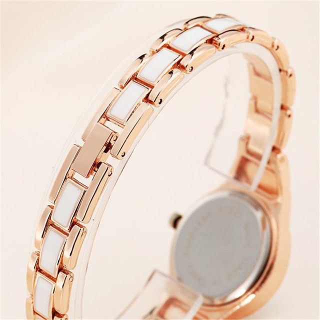 Brand Luxury Women Bracelet Watches Fashion Women Dress Wristwatch Ladies Quartz Sport Rose Gold Watch Clock Relogio Feminino