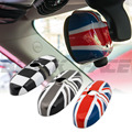MINI Union Jack interior Mirror cover cooper clubman countryman F56 F55 British car interior mirror mini cooper mirror cover