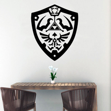 Cartoon Legend of Zelda Decal Removable Vinyl Mural Poster For Kids Rooms Nordic Style Home Decoration