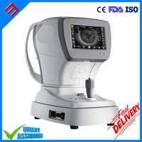 Queratómetro de Refractor automático de XINYUAN pantalla de Color FA-6500 con CE y FDA envío gratis