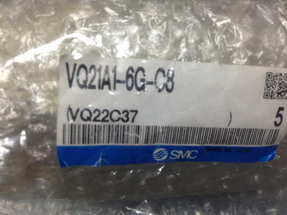 BRAND NEW JAPAN GENUINE VALVE VQ21A1-6G-C8 DC12V 8mm hole