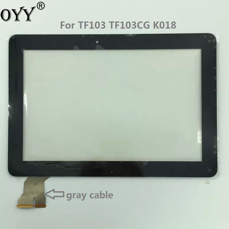 Touch Screen Digitizer Glass Panel Replacement Parts For ASUS Transformer Pad TF103 TF103CG K018 asus transformer pad infinity tf700t в харькове