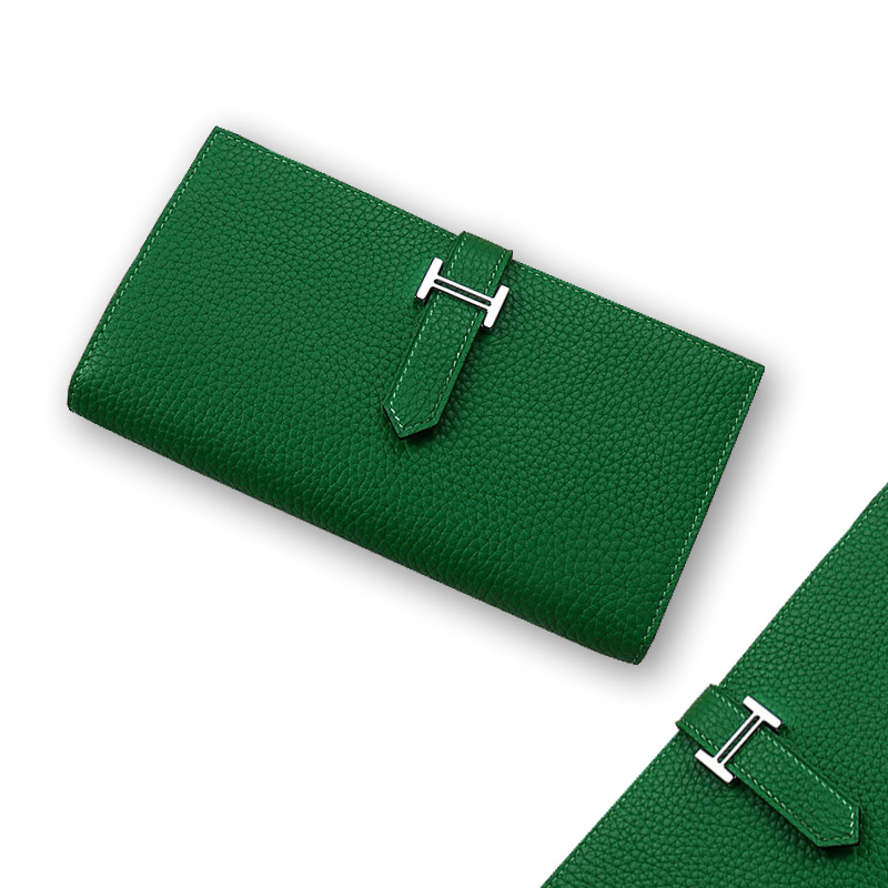 Wallet Female Genuine Leather Purse Famous Top Luxury Brand Designer Wallet for Women Card Holder Money Bag Coin Purse Long Bag