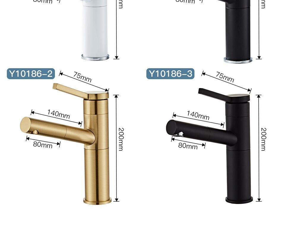 HTB1d4nJV6TpK1RjSZKPq6y3UpXa3 - FRAP Basin Faucet Pull Out Bathroom Sink Faucet Single Handle Waterfall Bathroom faucet