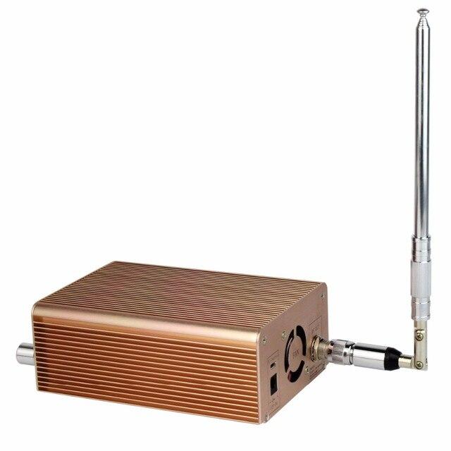 1 Вт/6 Вт PLL Fm-передатчик Мини Радио Стерео Станция Bluetooth Беспроводной Трансляции + Питания + Антенна Y4336J