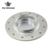 PQY Billet Aluminum Fuel Cell / Surge Tank Cap with 12 bolting holes with 3'' I.D.Opening For RI fuel cells PQY SLFCC 01SL