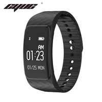 CYUC N101 smart wristband Heart Rate Monitor smart bracelet IP67 waterproof Fitness Tracker smart band smartband Smart Wristbands