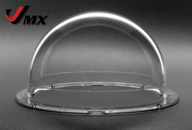 JMX 4 INCH Acrylic Indoor / Outdoor CCTV Replacement Extended Clear Camera Dome Housing Security Dome Camera Housing new 2 inch clear camera dome cover for indoor outdoor cctv webcam replacement free shipping
