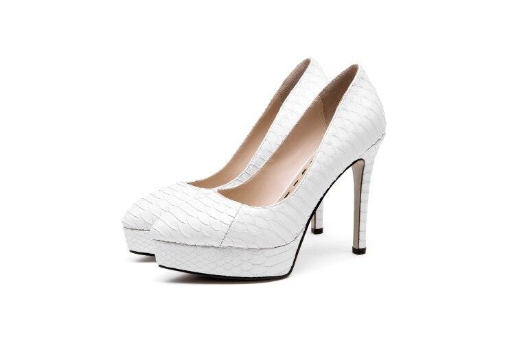 Mujeres Zapatos Alta Zapatos Las Bombas Calidad Negro {zorssar} Plataforma Pie blanco Del Tacones Mujer Boda Puntiagudo Sexy De Dedo Bnf6wIa