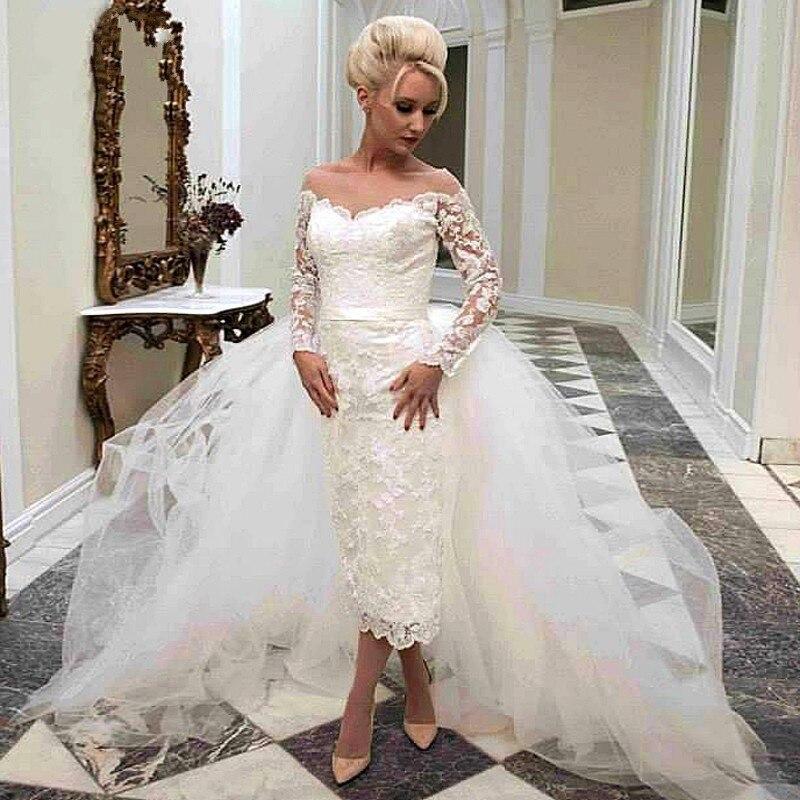 Buy vestido de noiva 2016 new designer for Sexy wedding dress designers
