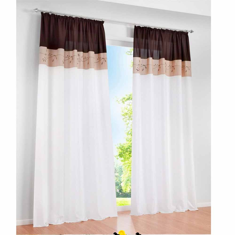 White Living Room Curtains Aliexpresscom Buy 1 Piece Only 2015 New White Living Room