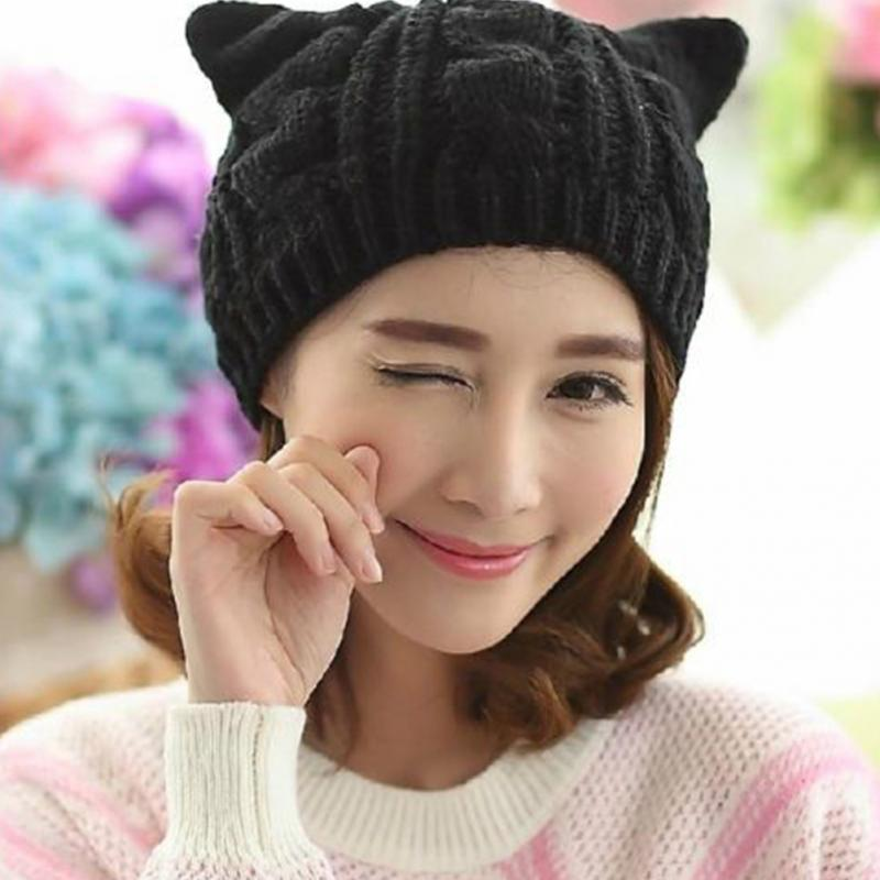 Strict Solid Lady Beret Hat For Winter High Quality Woman Elegant Berets Winter Hat Cartoon Embroidery Wool New Fashion 2017 Girl's Accessories