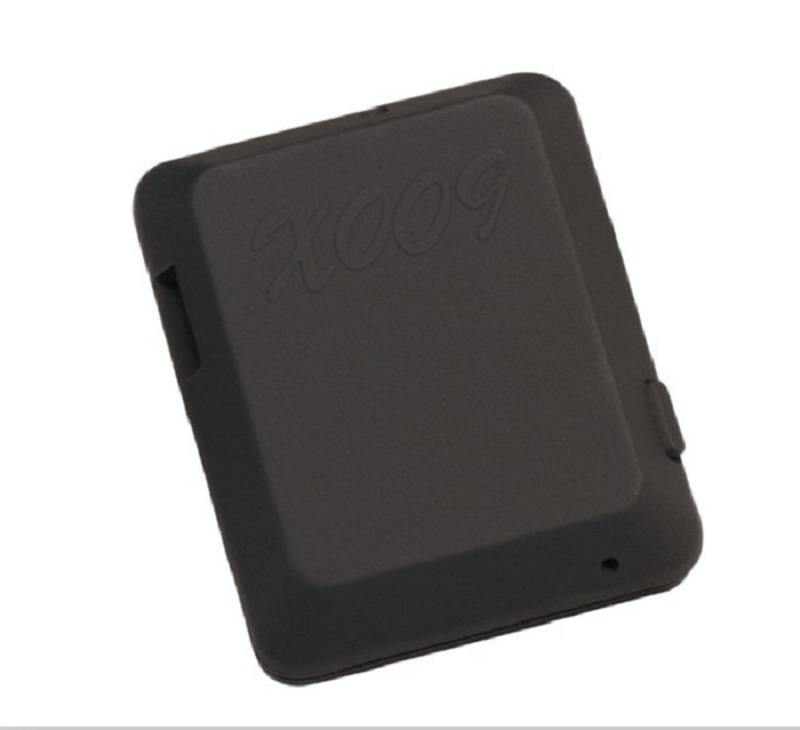 Smart Trackers X009 Mini GSM Tracker Camera Monitor Video Tracker Real Time Tracking and Listening Tracker with SOS Button