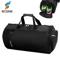 2017 Hot Nylon Sport Bag Training Gym Bag Men Woman Fitness Bags Durable Multifunction Handbag Outdoor