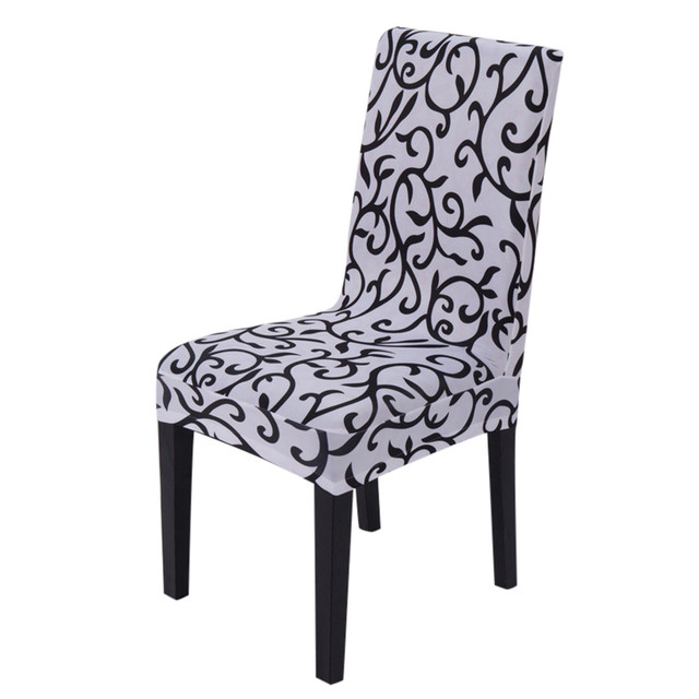 how to make easy chair covers for wedding antique beach dining room banquet cover party decor seat spandex stretch modern simple home textile