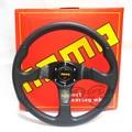 350mm PU Racing Momo Steering Wheel