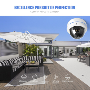 Image 3 - HD 1080 P 3MP 4MP POE IP كاميرا في الهواء الطلق 1.7 مللي متر عدسة عين السمكة بانورامية كاميرا بشكل قبة P2P التطبيق Onvif XMEye CCTV مراقبة كاميرات