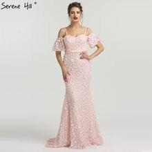 da64974401f0f8 Lange Arabische Turkse Roze Off Shoulder Mermaid Formele Avond Prom Party  Gown Dress Abiye Jurken Abendkleider