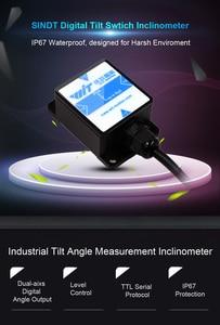 Image 2 - Witmotion sindt デュアル軸 ahrs 高精度角度傾斜スイッチ、デジタル出力、 IP67 防水、防振