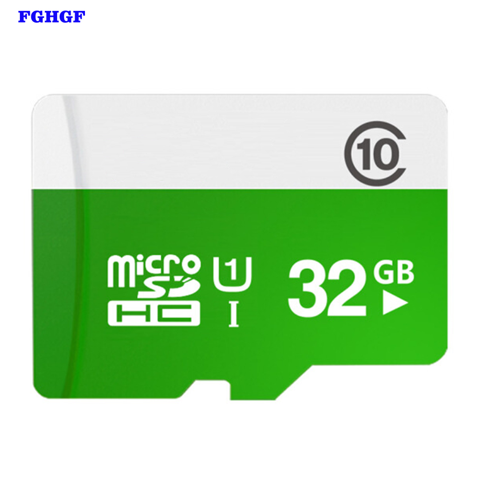 FGHGF 32GB MICRO SD CARD Memory Card TransFlash TF CARD Class 10 for Security Camera /Ipad /Cellphone ssk scrm 060 multi in one usb 2 0 card reader for sd ms micro sd tf white