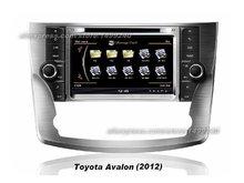 For Toyota Avalon XX40 2013~2015 – Car GPS Navigation System + Radio TV DVD iPod BT 3G WIFI HD Screen Multimedia System