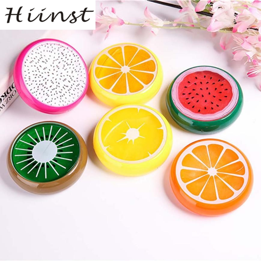 HIINST Creative colorful Crystal Fruit Clay Rubber Mud Intelligent Hand Gum Plasticine Slime Kid Toy dropship 3 AUG1540P