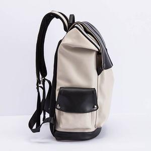 Image 3 - MOYYI 14นิ้วสำหรับแล็ปท็อปUSBปลั๊กชาร์จกระเป๋าเป้สะพายหลังกระเป๋าโรงเรียนMochilaคุณภาพสูงแพ็ค