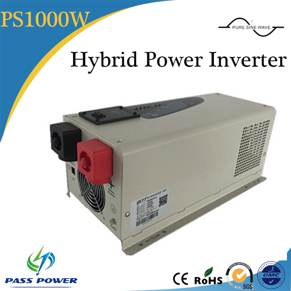 цена на low frequency hybrid off grid tie solar inverter 1000w solar power inverter