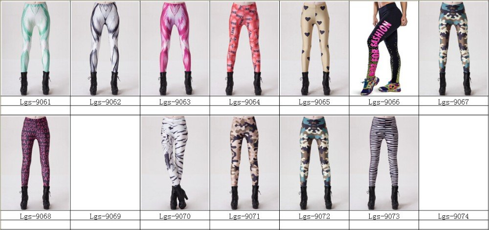 ca37483356d1f New 3753 Sexy Girl leggins Black red Harley Quinn Suicide Squad Printed  Polyester Elastic Fitness Workout Women Leggings Pants-in Leggings from ...